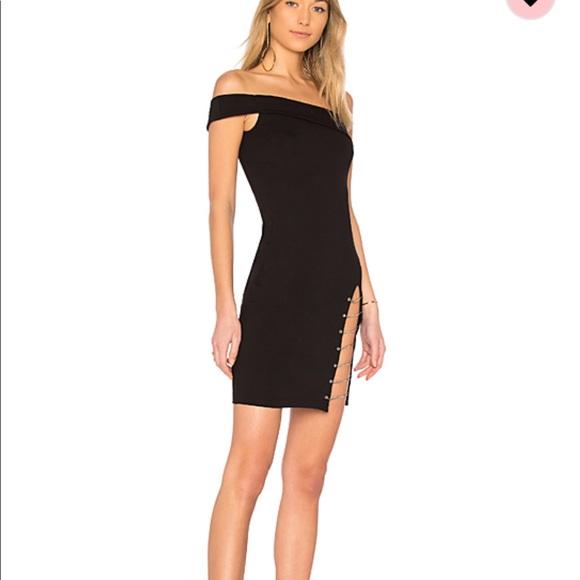 Sweet November Dress in Black. - size S (also in L,M) NBD
